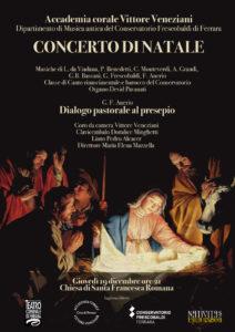 Concerto di Natale @ Chiesa di Santa Francesca Romana | Ferrara | Emilia-Romagna | Italia